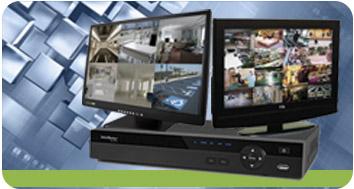 CFTV analógico e IP